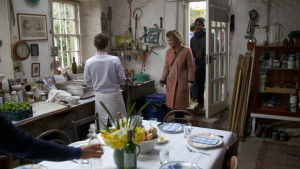 Besök i kocken Frederic Berkmillers trädgård och matstudio.